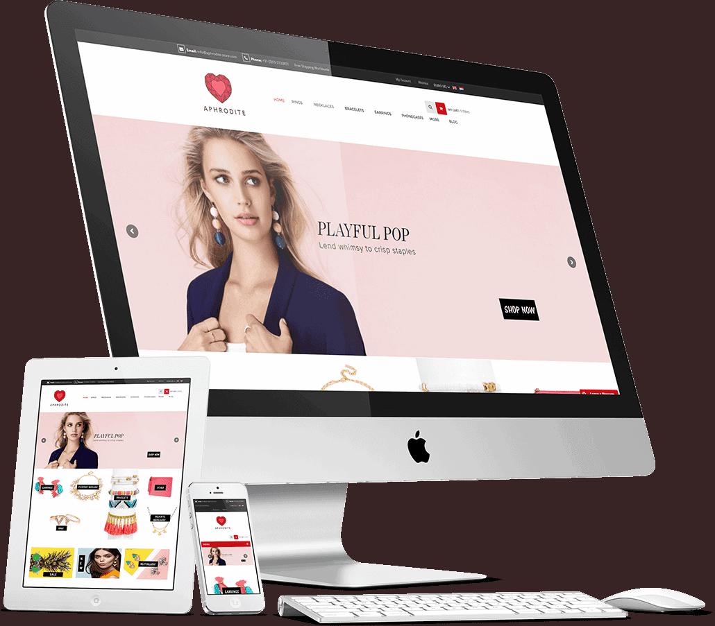 Webshop Aphrodite Store
