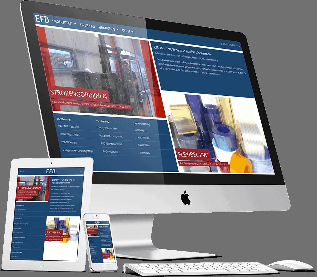 Website EFDPVC