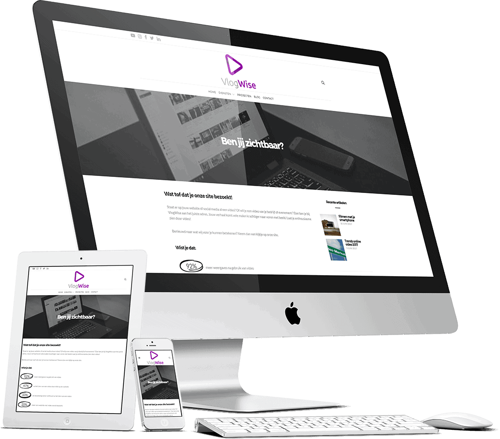 Website VlogWise